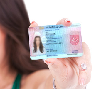 Resident permit extention in Lithuania