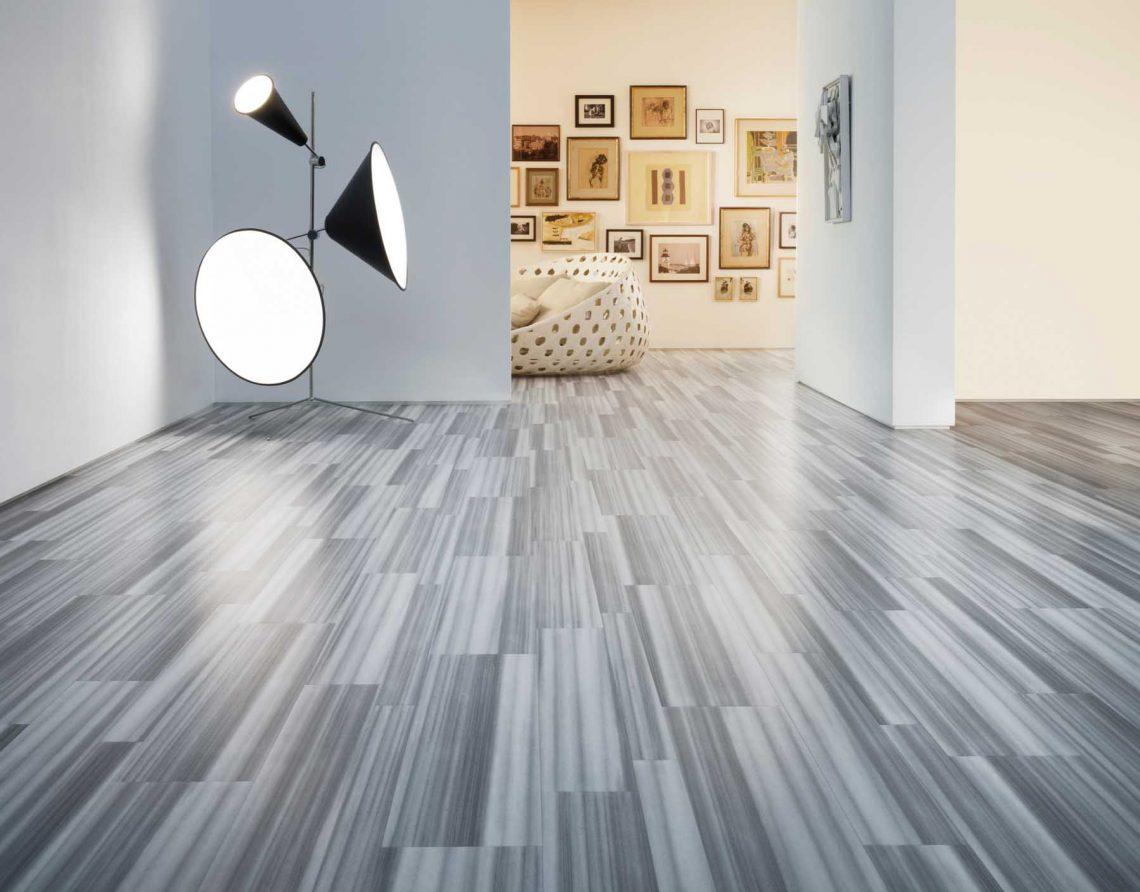 PVC grindų danga