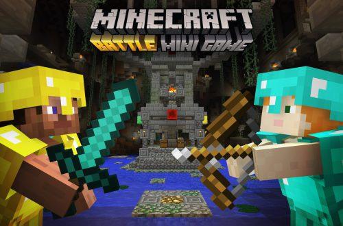 Minecraft hostingas