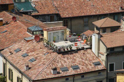 plieninė stogo danga